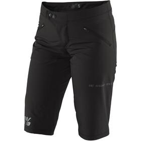 100% Ridecamp Pantalones cortos Mujer, black
